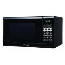 Emerson 0.9 CU. FT. 900 Watt, Touch Control, Black Microwave Oven, MW9255B
